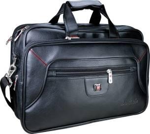 Da Tasche 15 inch Expandable Laptop Messenger Bag