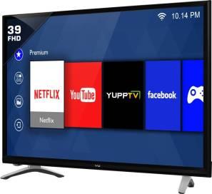 Vu 98cm (39 inch) Full HD LED Smart TV (LED40K16)