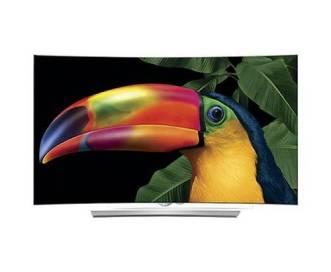 LG 138cm (55 inch) Ultra HD (4K) Curved OLED Smart TV (55EG960T)